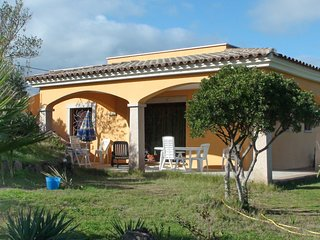2 bedroom Villa in Pittulongu, Sardinia, Italy : ref 5551557