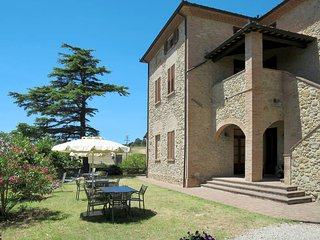 1 bedroom Apartment in Volterra, Tuscany, Italy : ref 5446580