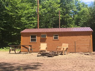 Ives Hollow Log Cabin