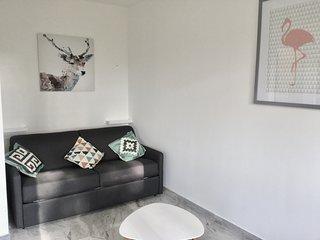 Tres joli studio 30 m2 dans prestigieuse residence, Abbaye de Roseland