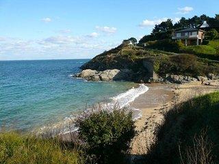 Bel appartement avec terrasse situé à 50 m de la plage