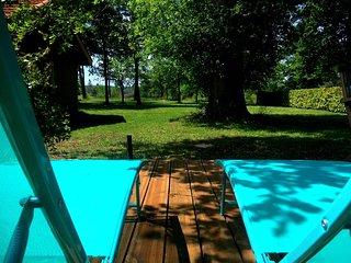 NATURAL LODGE MIMIZAN, chambre d'hôtes dans les Landes, Nouvelle Aquitaine