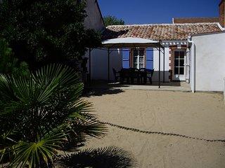 Maison Vendéenne avec jardin clos