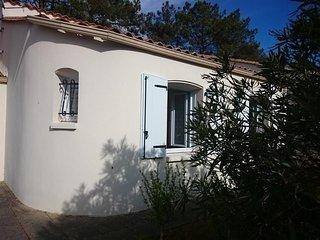 Maison de vacances T3 mezzanine, à 150 m plage des Bouchots