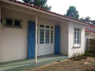 Maison traditionnelle T4 bord de mer, à 100 m plage