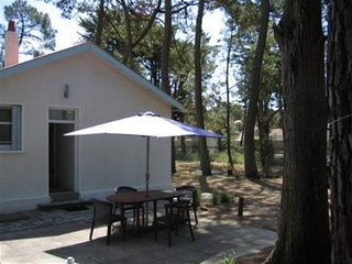 Maison de vacances T3, située à 300 m de la plage Sainte Anne