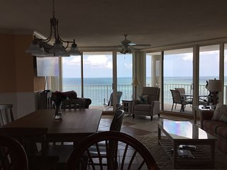 One Ocean Place 1101 - Stunning Beachfront Condo with Large Wraparound Balcony