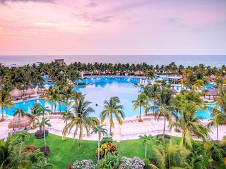 Vidanta's Mayan Palace Cancun/Riviera Maya 2 Bedroom 2 Bath Suite Sleeps 6 adult