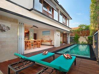 Cozy 3 Bedroom Private Pool Villa in Legian