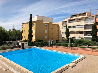 3 bedroom Apartment in Le Cap D'Agde, Occitanie, France - 5050396