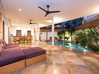 VILLA LILI, LOCATED JUST 100M FROM SEMINYAK BEACH