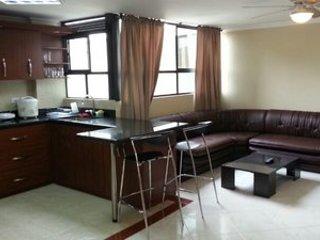 keuken en woonkamer 3e verdieping