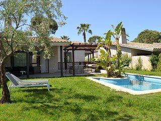 Villa de lujo, 5 dormitorios, piscina propia, cerca playa