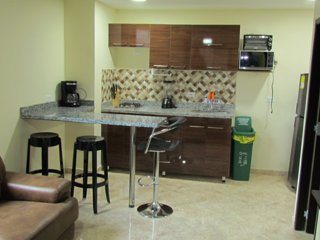 1 Bedroom AC. Hot tub good internet Parque Poblado