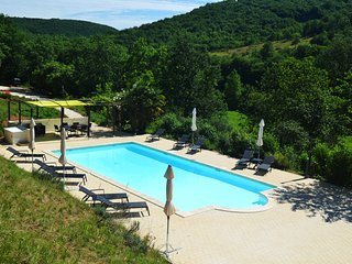 Le Manoir B&B - Room Braucol - 2p - swimming pool