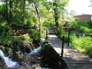 The Trouts Paradise - Unique Nature Spot in the oldest town of Portugal