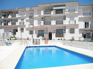 Benalmadena Pueblo Hoilday Apartment with Free WiFi