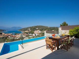 Villa Thalia - Meganisi Sunset Luxury Villas