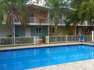 Villas del Rey Hotel San Sebastian, Puerto Rico (QUEEN Bed Room 8)