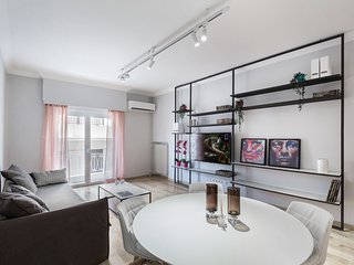 Kolonaki Square Apartment