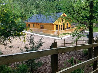 Pal's Cabin - Newly Built Log Cabin in its own grounds