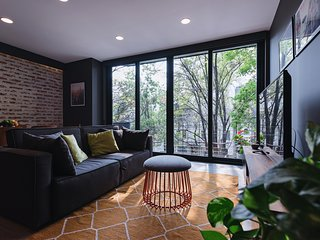 Stunning 2BR apartment sits in Condesa