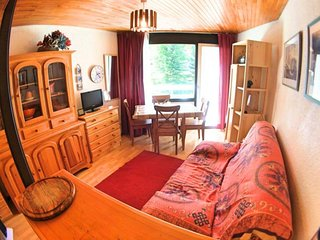 Rental Apartment Vars, studio flat, 4 persons