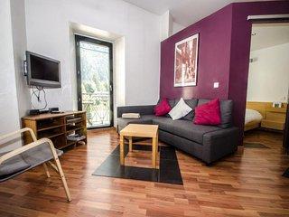 Bel appartement rénové au coeur de Chamonix