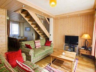 Bel appartement en duplex proche pistes et centre de Chamonix