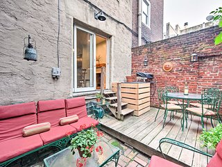 NEW! Trinity Home in the Heart of Philly-Sleeps 8!