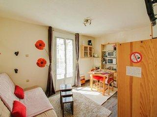 Rental Apartment Cauterets, studio flat, 2 persons