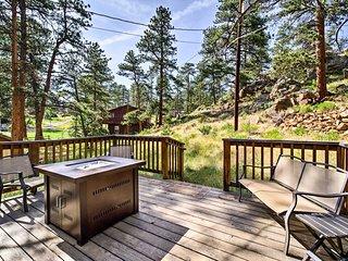 NEW! Estes Park Home w/Patio Near Rocky Mtn. Park!