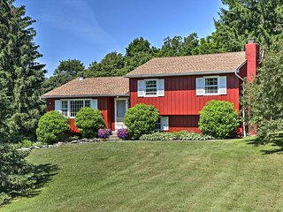 Dutchess County Home on Horse Farm - Near Wineries