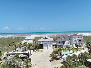 Super Upscale 4/3 home! Direct Beachfront views! Community Pool!