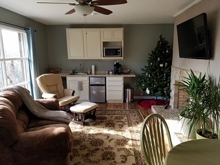 Cozy Convenience: 2 Bdrm, King Beds, 10mins to Biltmore & Downtown