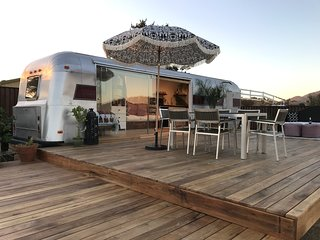 Renovated 30' Silver Streak in Valle de Guadalupe!!