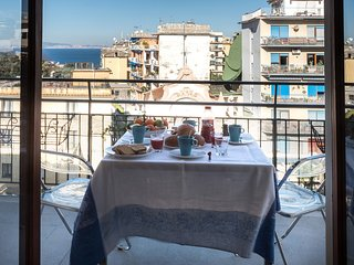 Nice and sunny APARTMENT ERICA located on the main street of Sorrento