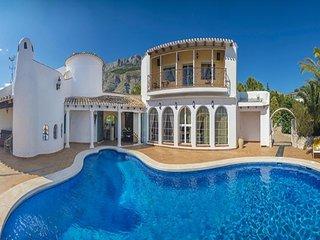 Villa Ringo en Altea,Alicante para 5 huespedes
