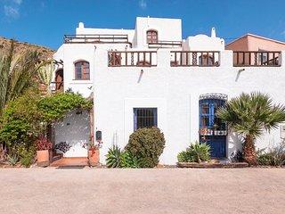 Casita La Gitanilla. Villazul Cabo de Gata
