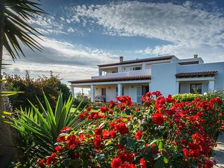 Quiet villa Marilina between San Antonio and Ibiza town with pool and BBQ