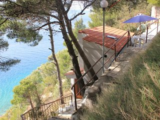 One bedroom house Marusici (Omis) (K-4317)
