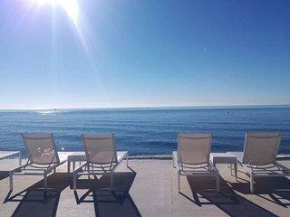 Beachfront Villa in Marbella Linda Vista Playa