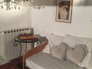 Nice apartment in Bagnaia, Viterbo