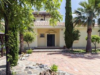 Villa entre Marbella y Malaga golf y playa