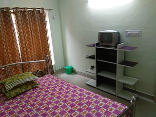 Greenpeal Service Apartment - Bedroom 1