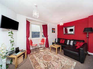 Brighton central seaside 4-beds townhouse