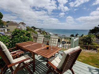 Sumara - Gorgeous pet friendly property for 6 with lovely sea views