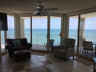 One Ocean Place 1101! - Luxurious OceanFront Condo w/ huge wraparound balcony!