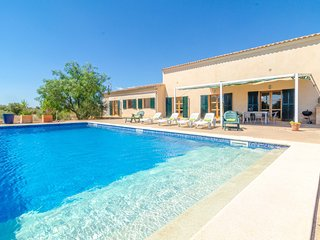 CAN DEGO - Villa for 6 people in Porreres