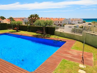 UHC PLATJA DOR 018: Nice apartment in a calm area just outside of Hospitalet !
